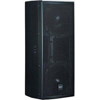 RCF C4128 2-Way High Sensitivity Dual Woofer Passive Loudspeaker New