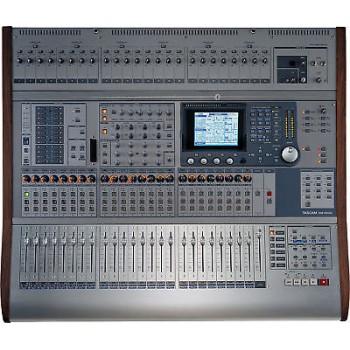 TASCAM DM-4800 48 Channel 24 Buss Digital Mixer New