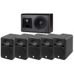 JBL LSR-6325P LSR6325P5.1 LSR6300 Surround Sound Pack 5 Monitors 1 Subwoofer New