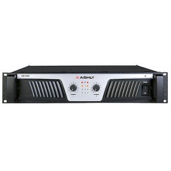 Ashly KLR-3000 High Performance Power Amplifier New