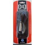 HOSA XRM-110 10 ft XLR Male to RCA Unbalanced Cable New