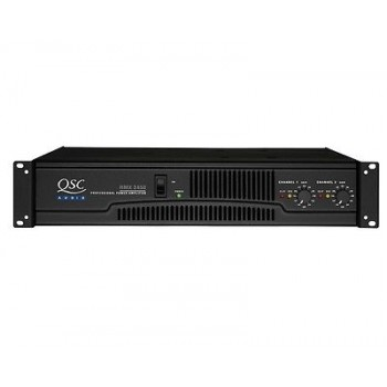 QSC RMX2450a 2 Channels 500 watts/ch @ 8 ohms, 750 watts/ch @ 4 ohms