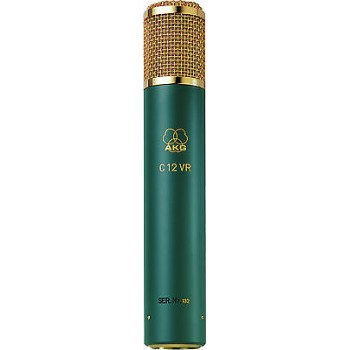 AKG C12 VR Tube Microphone 9 Polar Pattern Selectable Aluminum Case New
