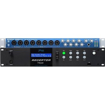 MUSE RESEARCH Receptor Trio Standalone Stage & Studio Virtual Instrument Player