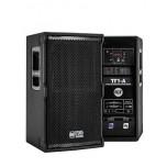"RCF TT1-A 10"" 800w Bi-Amplified 2-Way Active Loudspeaker/Monitor RDNet Rdy New"