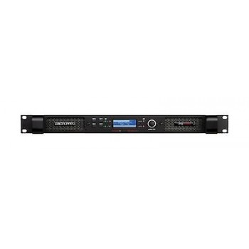 Lab Gruppen IPD1200 Power Amplifier XLR AES DSP Software App Ethernet 1200w New