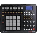 AKAI MPD32 MPC-pad controll surface with 16 MPC pads, Q-link controls, MPC swing