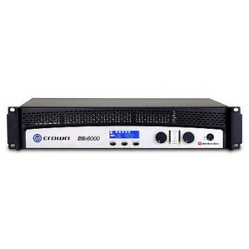 Crown DSI 6000 Power Amplifier w/DSP