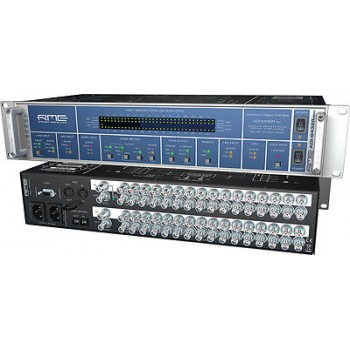 RME Audio ADI-6432 R BNC Multi-Mode 24 Bit / 192 kHz, 2 x 64-Channel MADI to AES