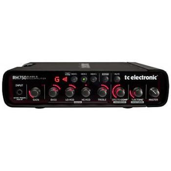 TC Electronic RH 750 Bass Amp 750 watts