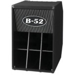 "B-52 LX-18AV3 Active 18"" Folded Horn Subwoofer New"