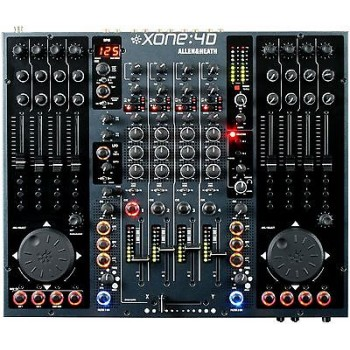 Allen & Heath XONE 4D 20 Channel USB Dj Mixer New
