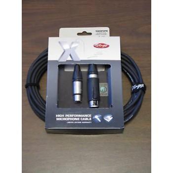 STAGG 20ft Neutrik CONVERTCON Unisex XLR-XLR Cable New
