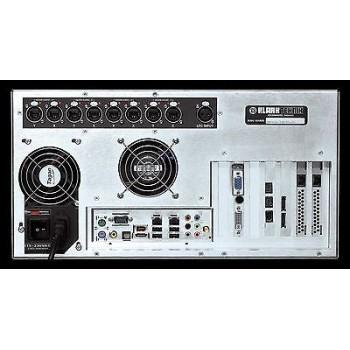 Klark Teknik DN9696 96-Track 96kHz/24 Digital Recorder Mirrored Drive Capability