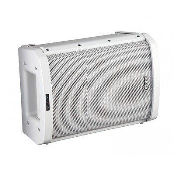 ROLAND BA-55 WH Battery Powered Portable Wireless PA Amplifier w/ Mic White BA55