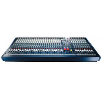 Soundcraft LX7ii 32 Channel Console w/GB30 Preamps New