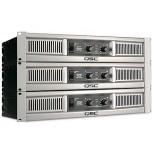 QSC GX3 2 Channels 300 watts/ch @ 8 ohms, 425 watts/ch @ 4 ohms