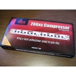 DBX 266XS Dual Compressor/Expander/Gate Silver New