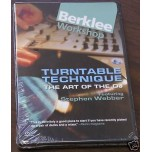 BERKLEE WORKSHOP Turrntable Technique Art Of The DJ DVD