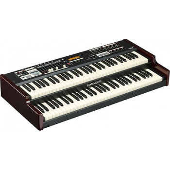 HAMMOND SK2 Dual Tier 61 Key Stage Digital Tonewheel Organ Leslie B3 New