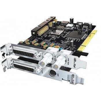 RME HDSP AES-32 24 Bit/192kHz PCI Card 32 Channel AES/EBU