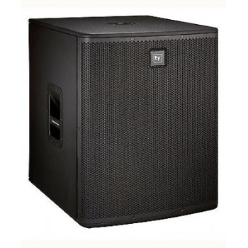 "EV ELX118P 18"" 700W Powered Subwoofer New"