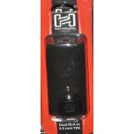 Hosa GRM-193, Adaptor, Dual RCA to 3.5 mm TRS
