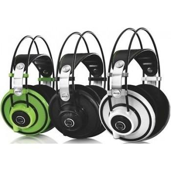 AKG Q701 Quincy Jones Signature Headphones Black New