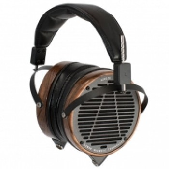 AUDEZE LCD2-LF-B-TC Dynamic Reference Headphone Bamboo w/ Travel Case New