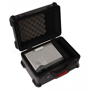 "Gator -TSA Projector case fits up to 15""x10""x5.5"""