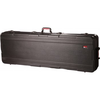 Gator -61 Note Case w/ wheels; TSA Latches