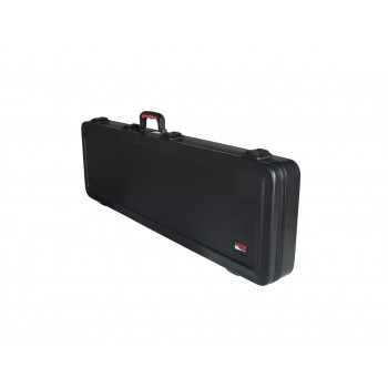 Gator -Bass Guitar Case; TSA Latches