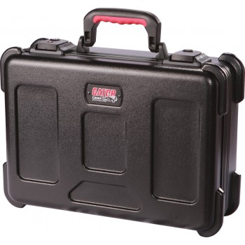"Gator -Utility Case; TSA Latches; 10"" x 15"" x 4.25"""