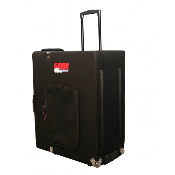 Gator -Cargo Case w/ wheels; Larger Size